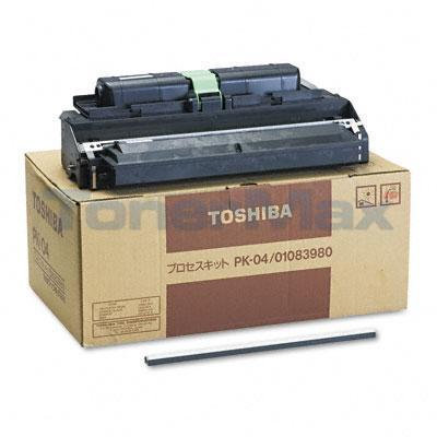 TOSHIBA PK04 PROCESS KIT
